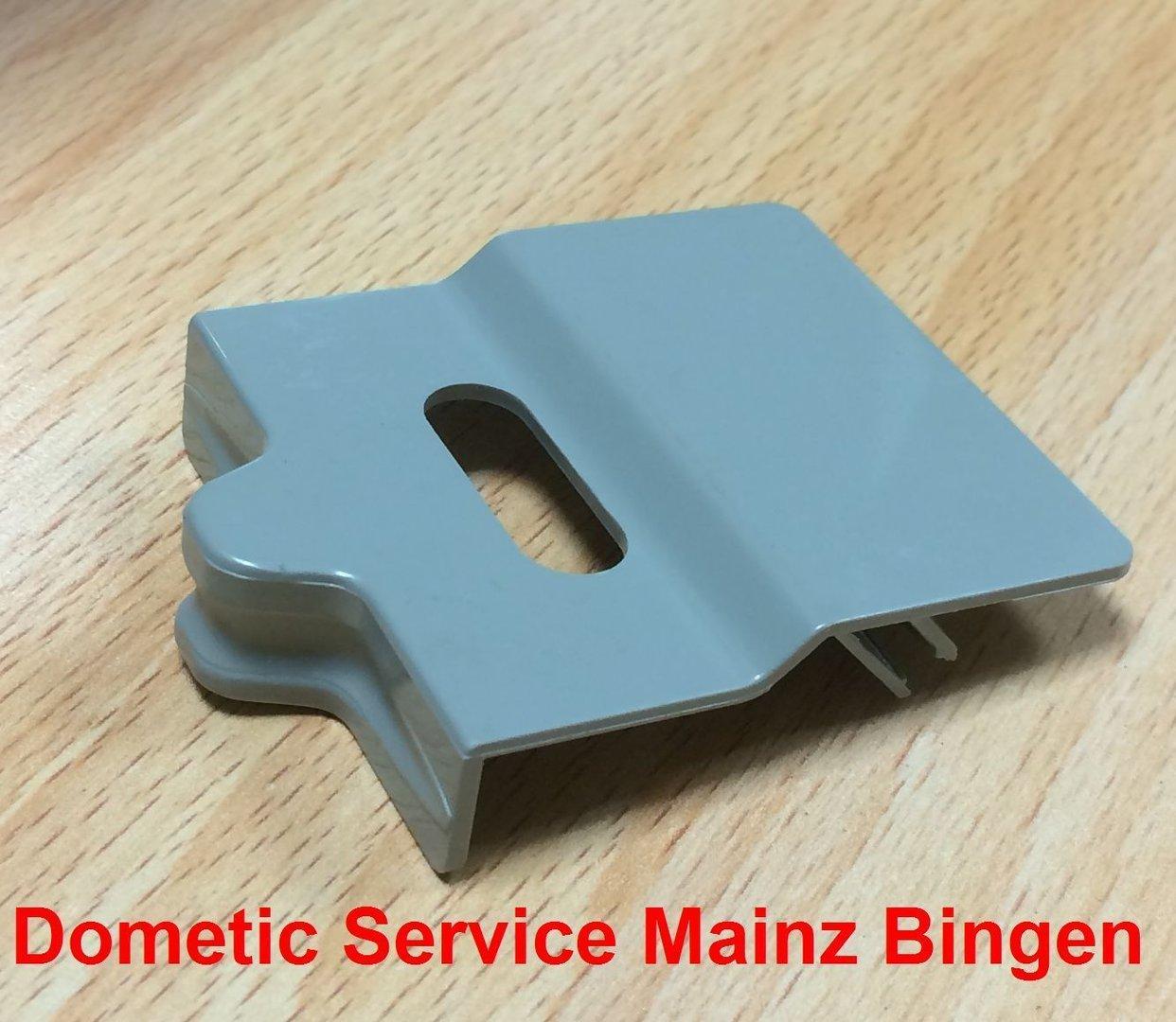 Schieber T Rverriegelung Dometic T R Gebogen Grau Serie 7xxx