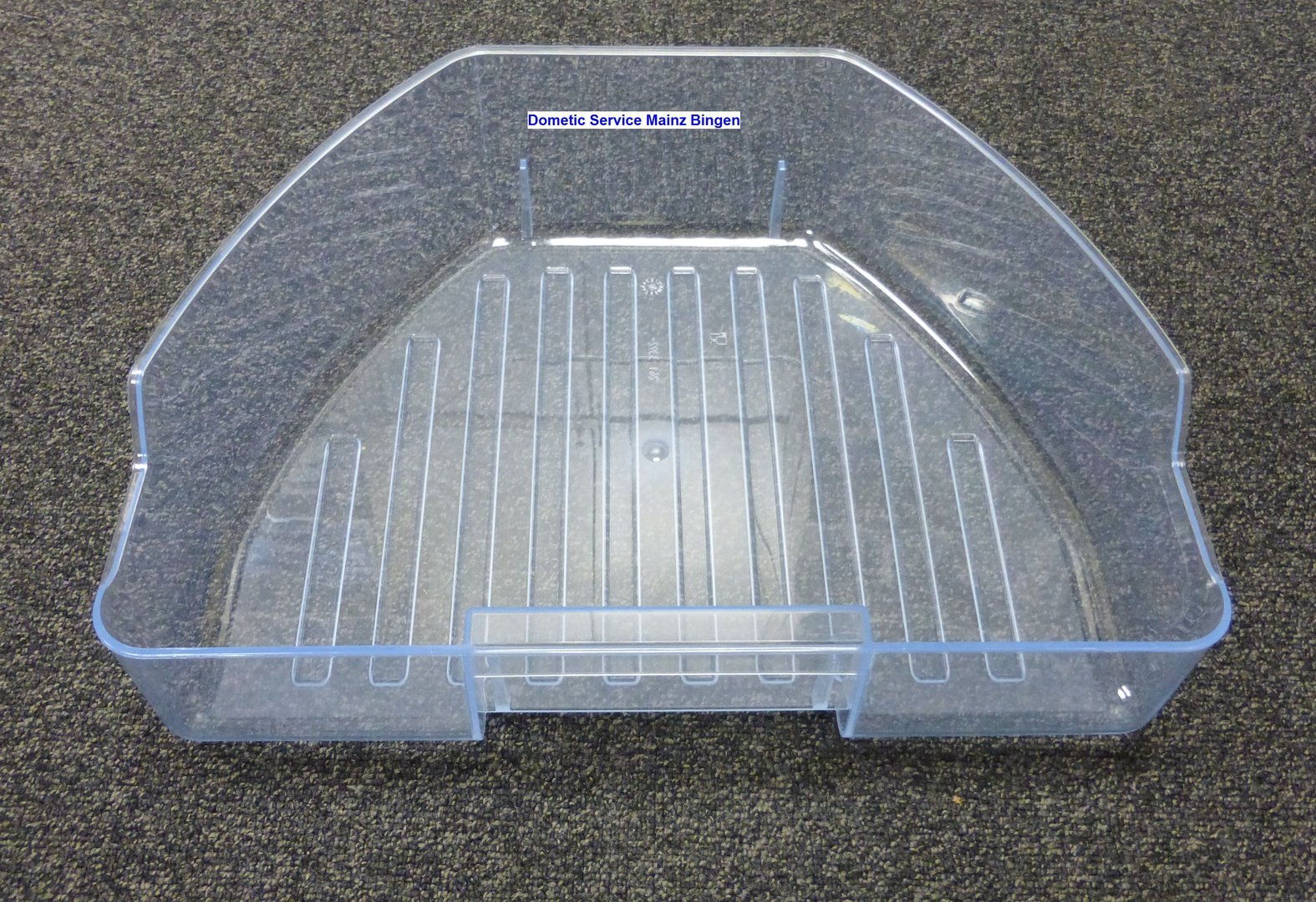 Kühlschrank Zubehör Glasplatte : Gemüseschale blau dometic kühlschrank