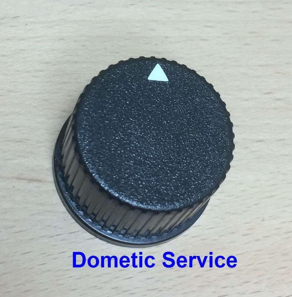 DREHKNOPF, DOMETIC ELECTROLUX, für RM4203 Schwarz