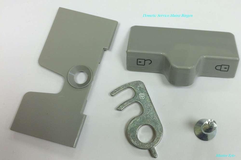 Kühlschrank Verriegeln : Schieber tÜrverriegelung dometic kühlschrank grau serie 7