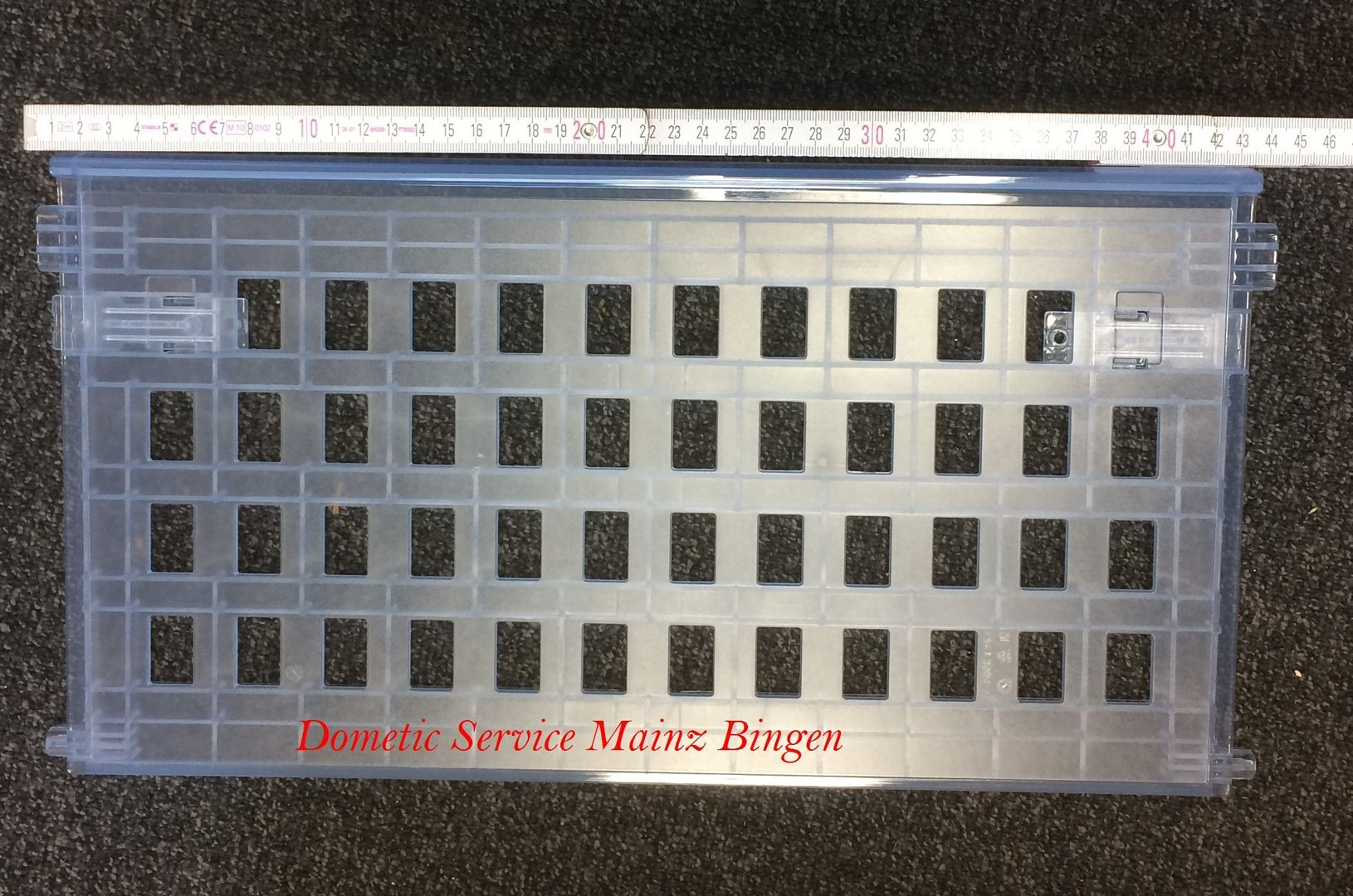 Kühlschrank Einlegeboden : Gitter oben ablage dometic kühlschrank rmd855x rmdt855x