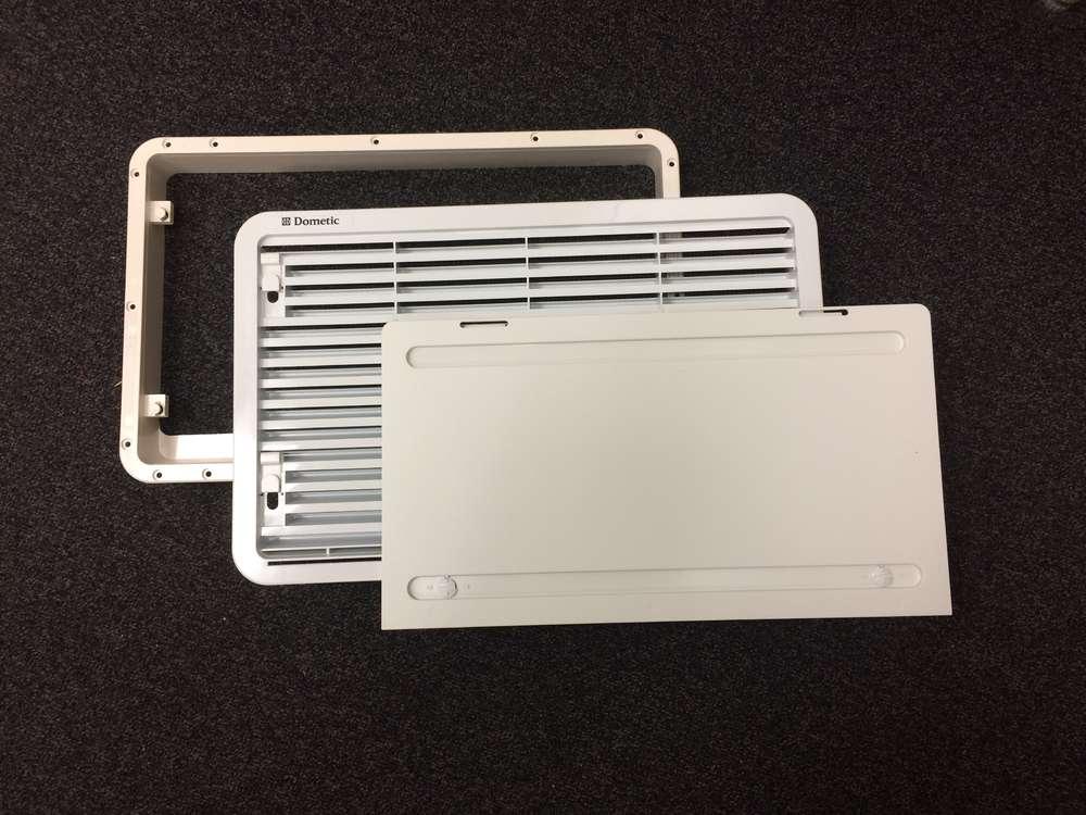 Kühlschrank Dometic : Lüftungsgitter set ls330 dometic für kühlschrank slimtower